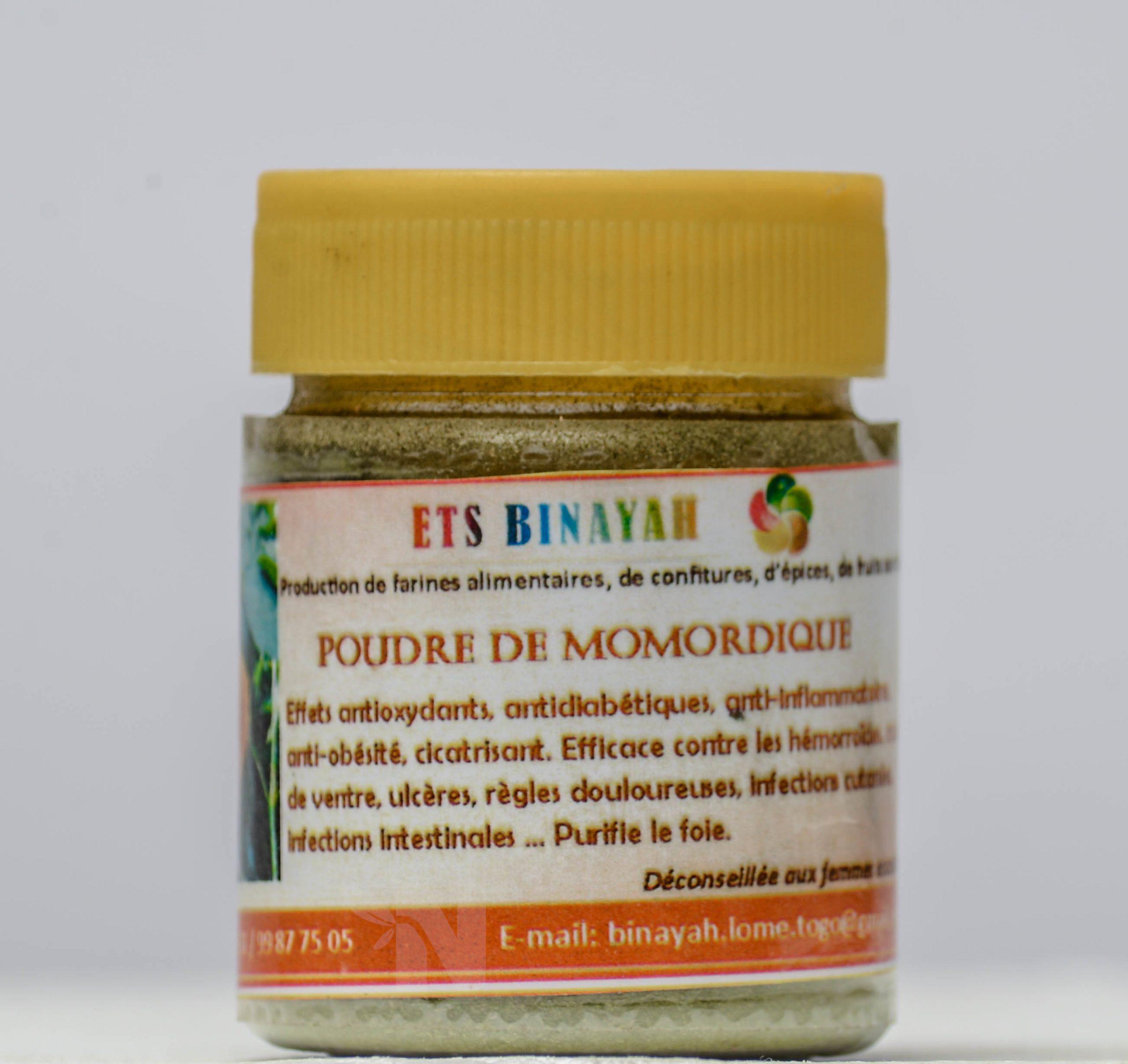 Poudre de Momordique