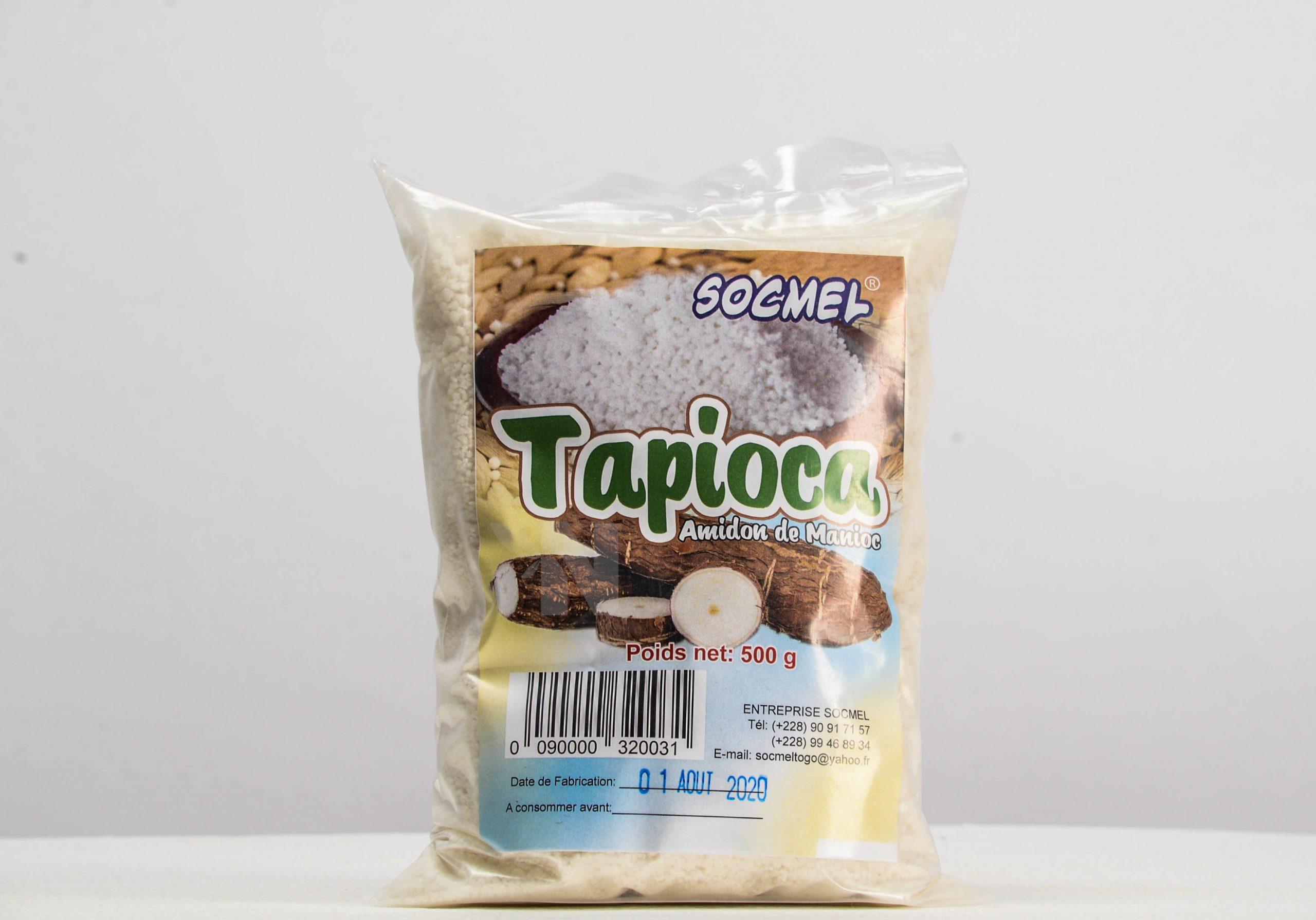 Tapioca (Farine de manioc) Socmel