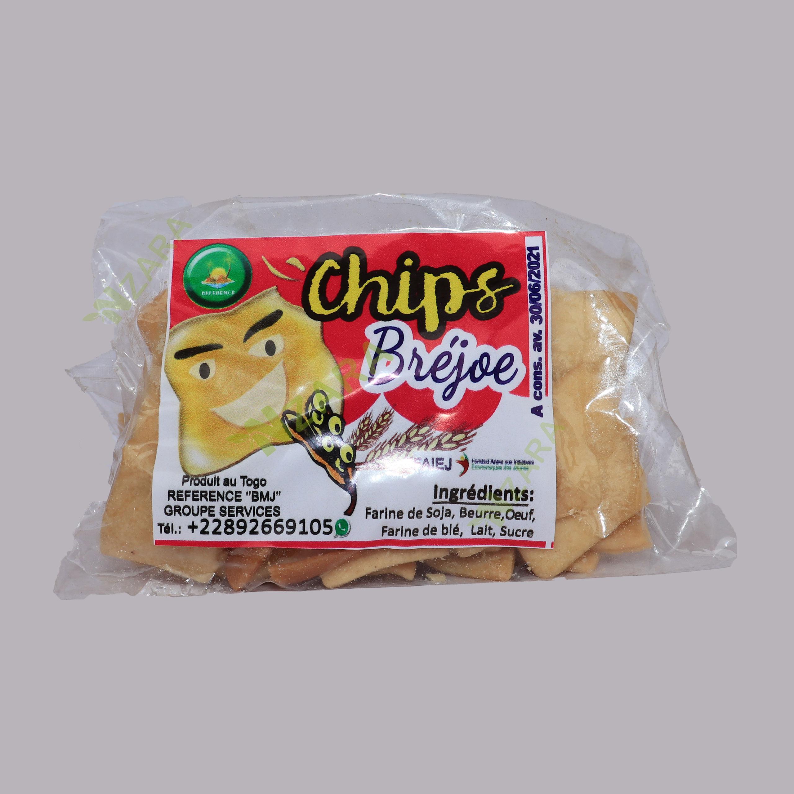 Chips bréjoe