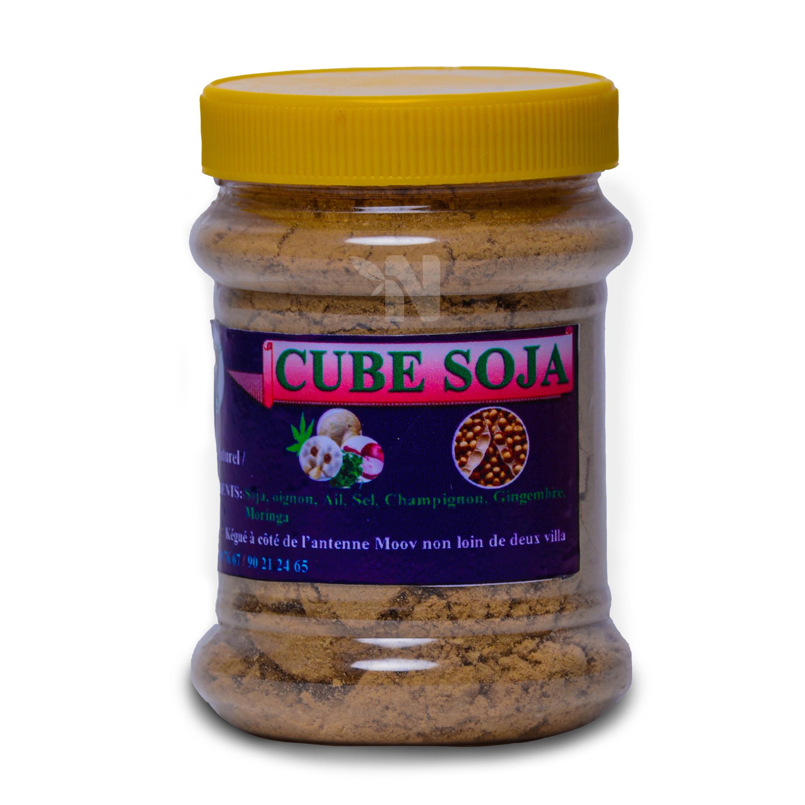 Cube de soja Santé Plus