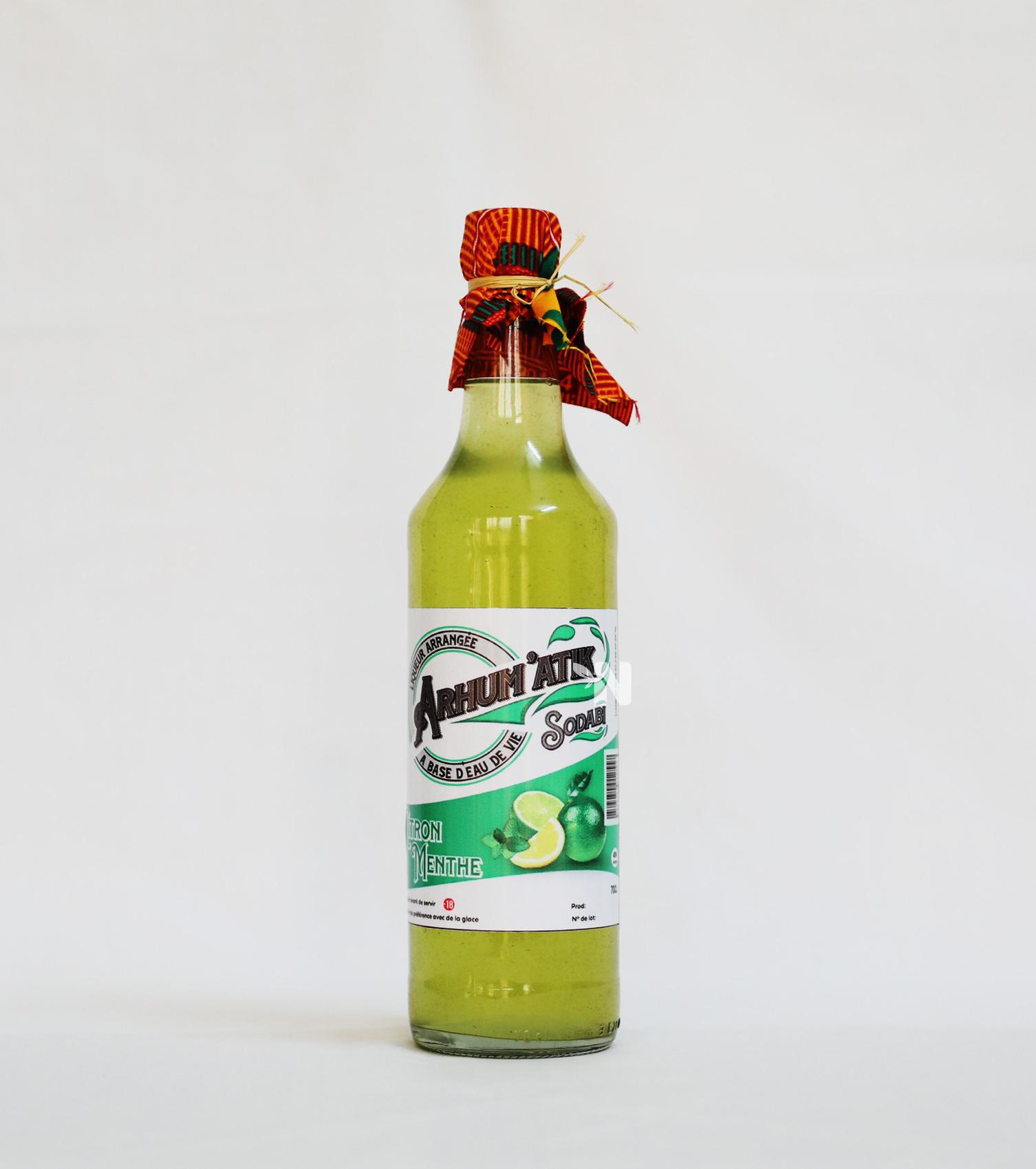 Arhum'atik citron menthe