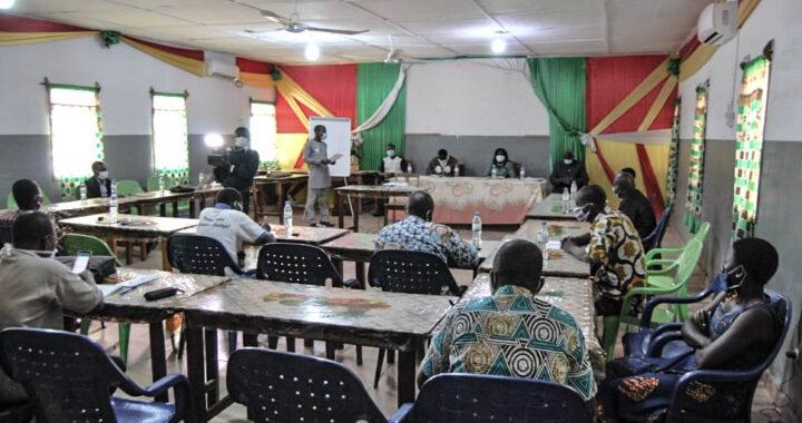 Togo : Une étude de faisabilité validée à Dapaong