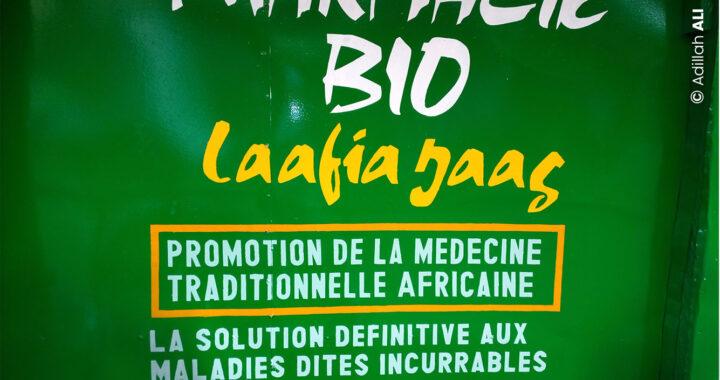 Togo: Pharmacie bio?