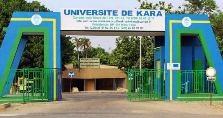 Togo: Du nouveau à l'Université de Kara!