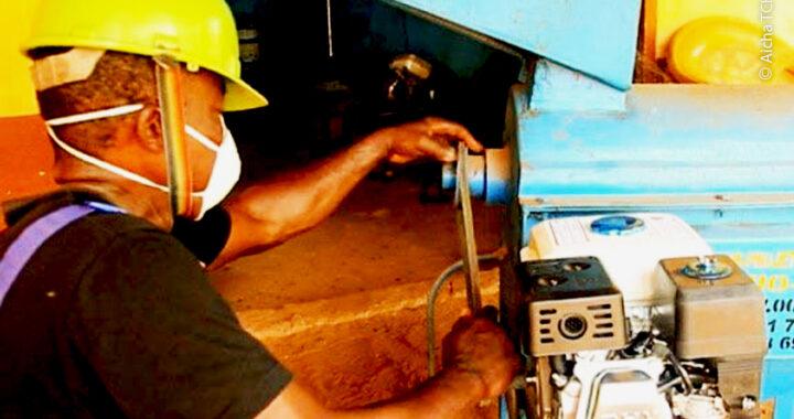 Togo : Des égreneuses multifonctionnelles sur le marché