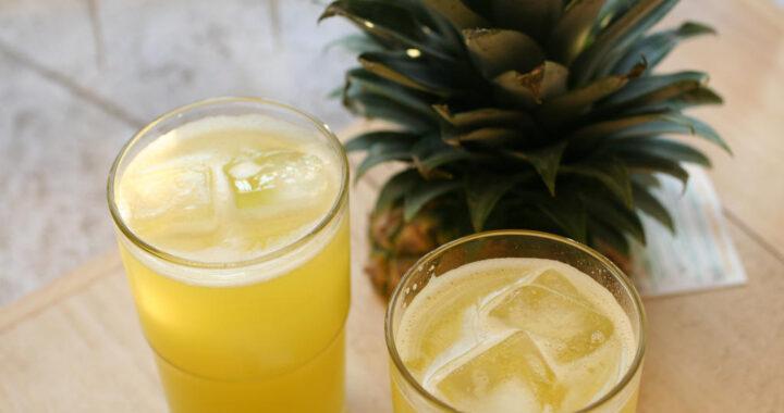 Du vin d'ananas « made in » Bénin