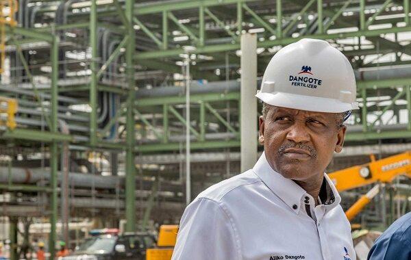 Nigéria: La méga usine d'engrais de Dangote démarre