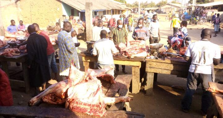 Togo : La fête de la viande