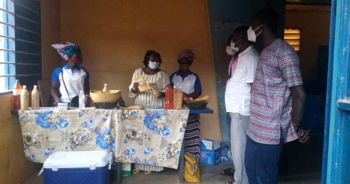 Togo : Donner de la lumière à vos idées